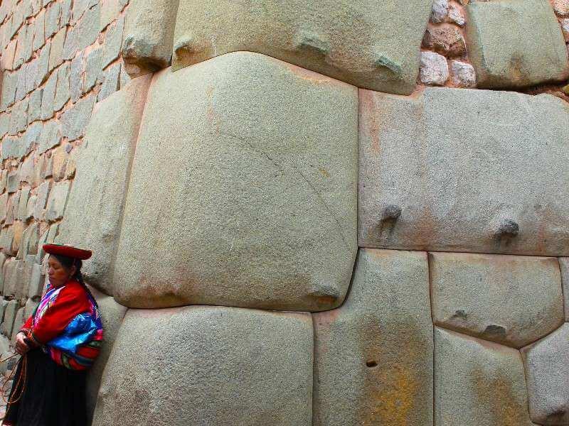 Cusco Polygonal Stones