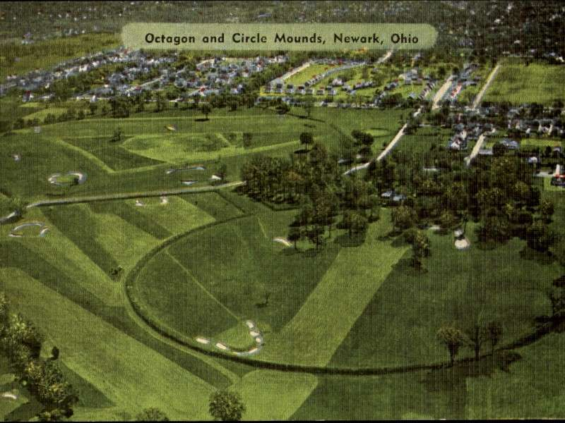 Great Circle Mounds Ohio