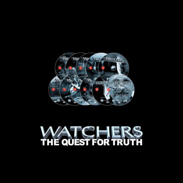 Watchers 11 DVD Set