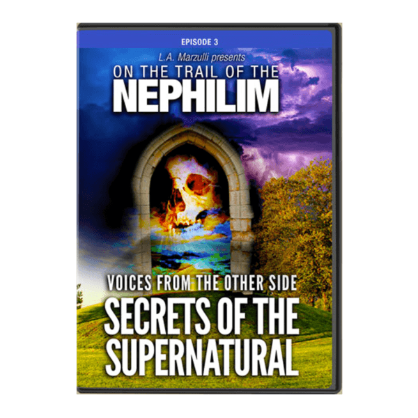 On the Trail of the Nephilim Ep 3