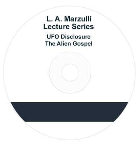 UFO Disclosure - The Alien Gospel
