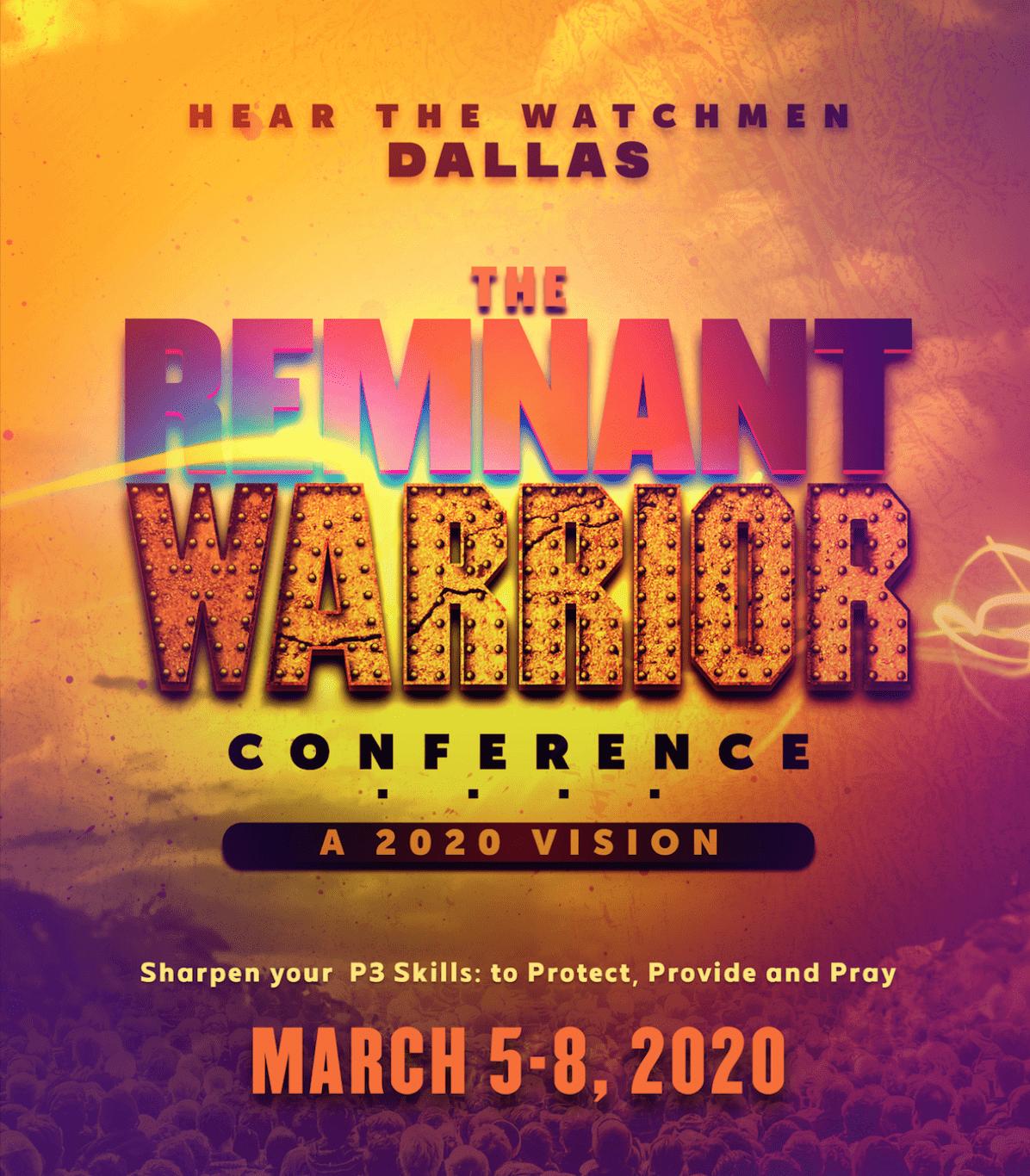 Hear the Watchmen – Dallas