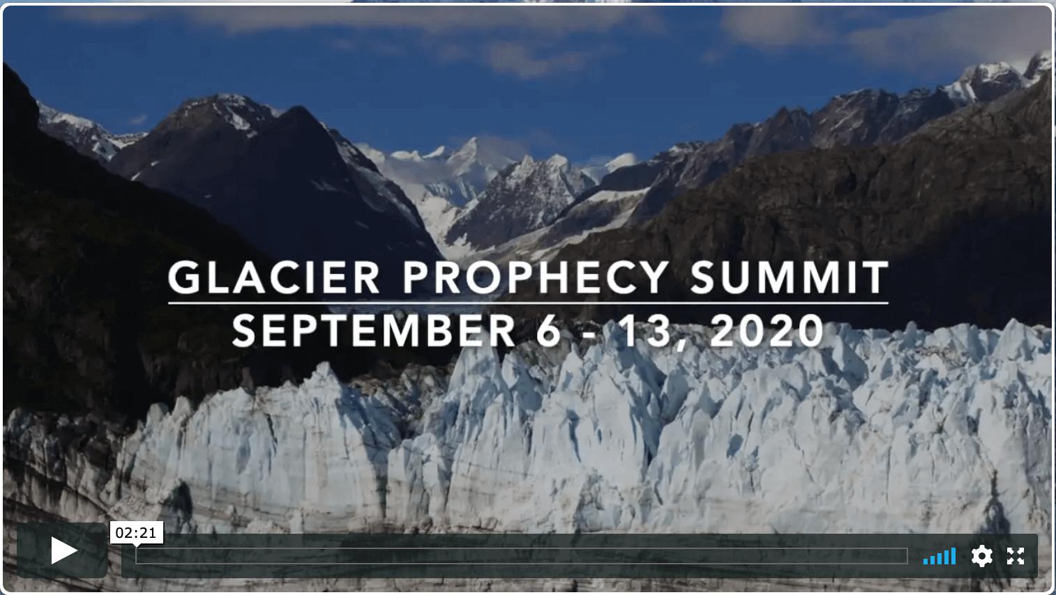 Alaska Cruise - Glacier Prophecy Summit