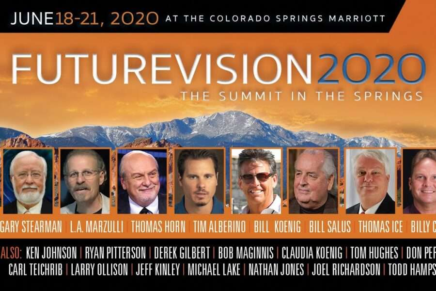Prophecy Watchers FutureVision 2020
