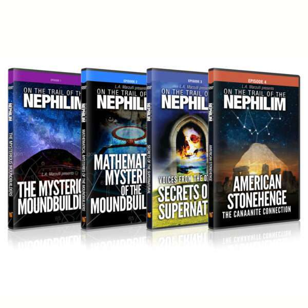 On the Trail of the Nephilim 1-4
